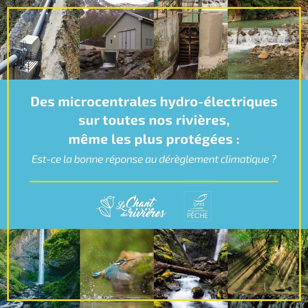 Des microcentrales sur toutes nos rivières ?